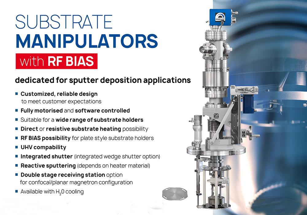 Hen Scientific - substrate manipulators