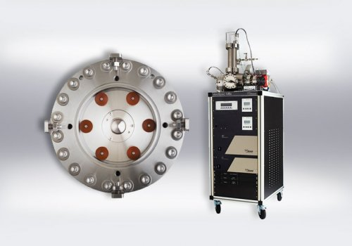Molecular Beam Mass Spectrometer