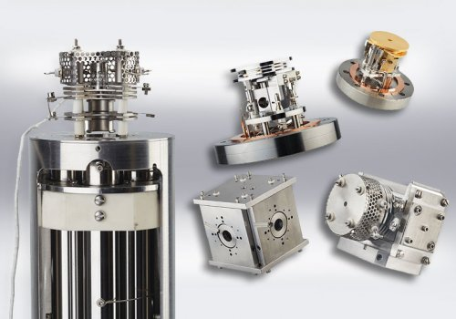 Mass Spectrometer Components