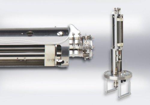 SIMS Quadrupole Mass Spectrometer