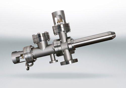 Ion Gun for Depth Profiling
