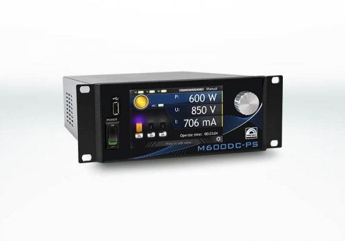 DC Magnetron Power Supply M600DC-PS