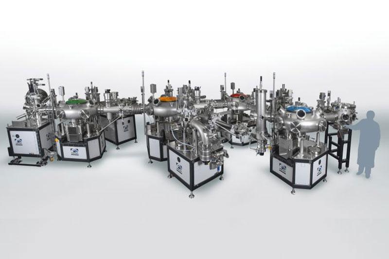 Henniker Scientific Custom UHV System EMIL
