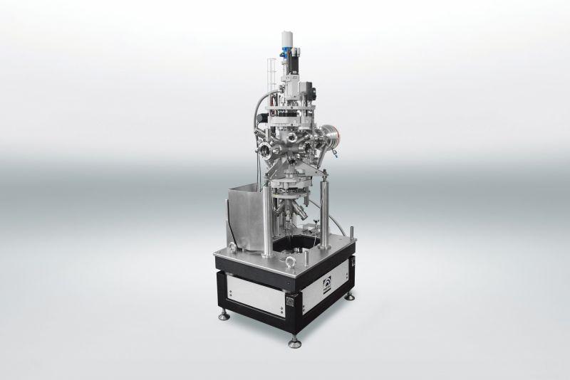 Henniker scientific prevac project 504 tribometer system