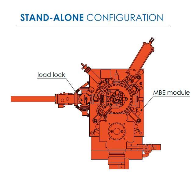 henniker scientific prevac 531 mbe system configuration