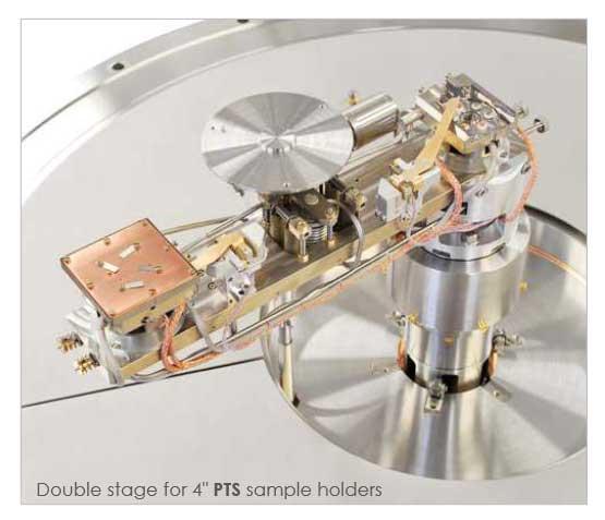 henniker scientific prevac double stage pts sample holders