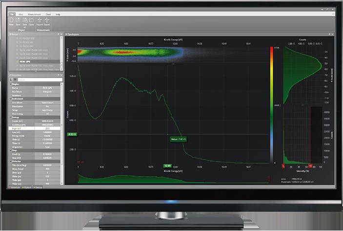 Henniker Scientific Spectrium 2 Software