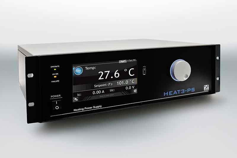 Heat3-PS UHV Sample Heater Power Supply